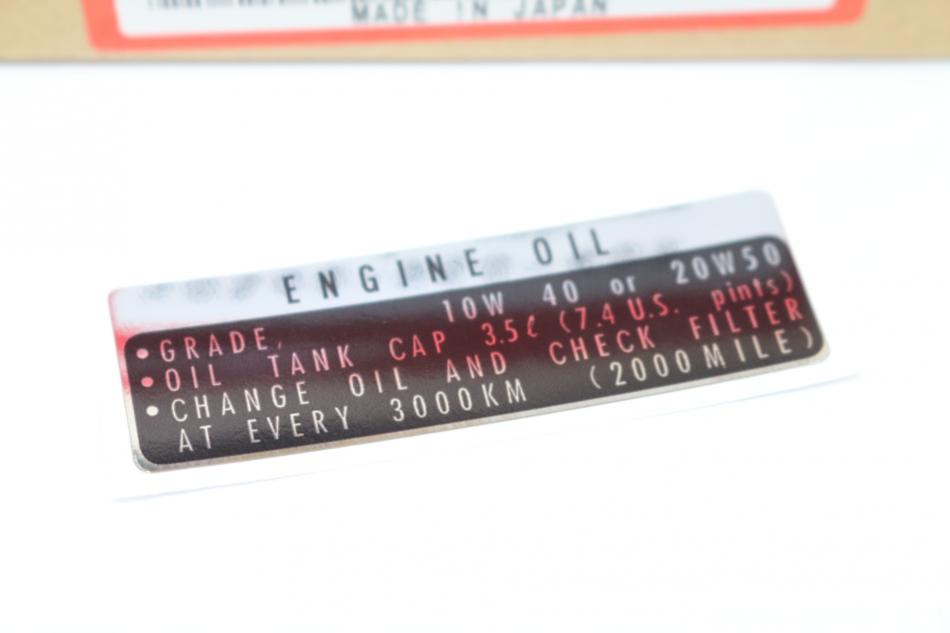 """Motordichtsatz komplett Honda CB 750 Four K0 K1 K2-K6 Hi Quality /""""Made in Japan/"""""""
