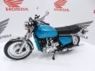 Honda GL1000 Goldwing 1975 Blau Modell 1:12 Minichamps